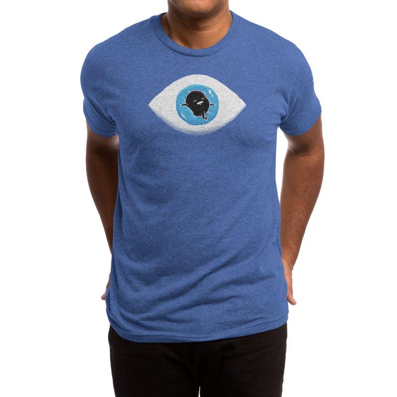Lazy eye Men's T-Shirt by Threadless Artist Shop