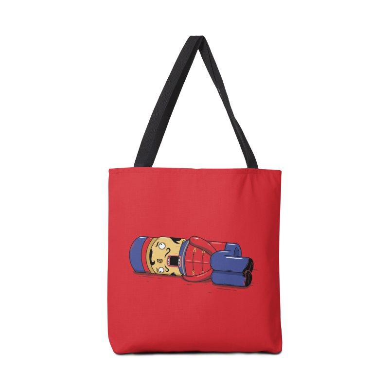THE NUTCRACK-ERRR Accessories Bag by Threadless Artist Shop