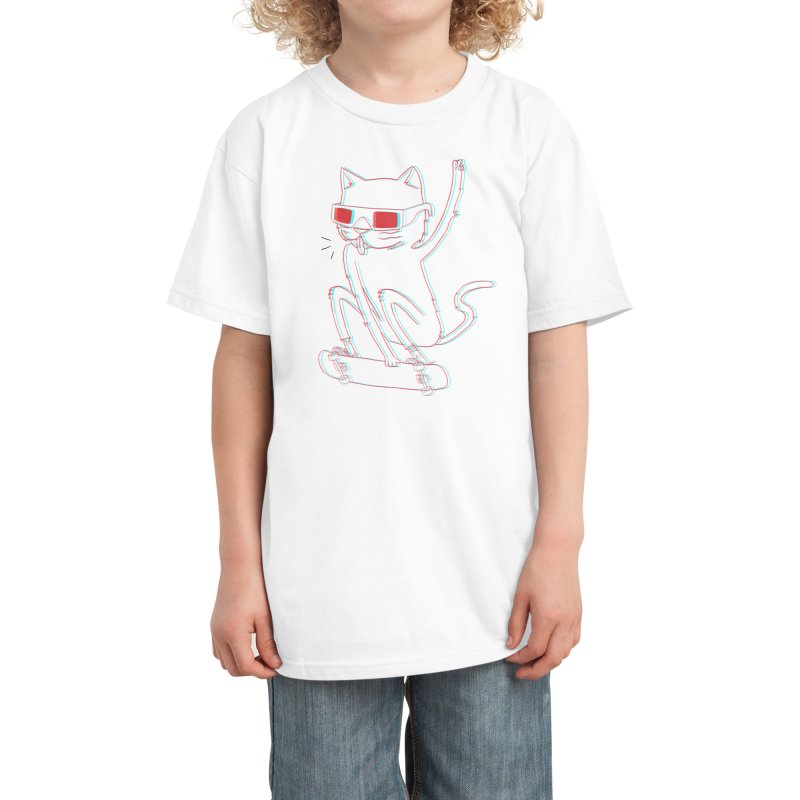 RADICAT Kids T-Shirt by Threadless Artist Shop