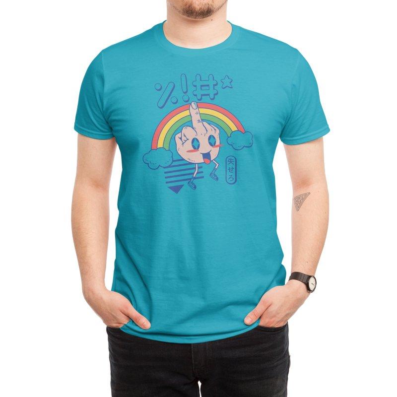 Kawaii as F*ck! Men's T-Shirt by Threadless Artist Shop