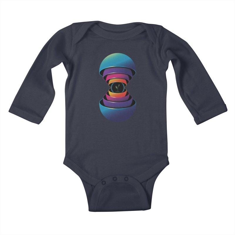 Saving Hope Kids Baby Longsleeve Bodysuit by Threadless Artist Shop
