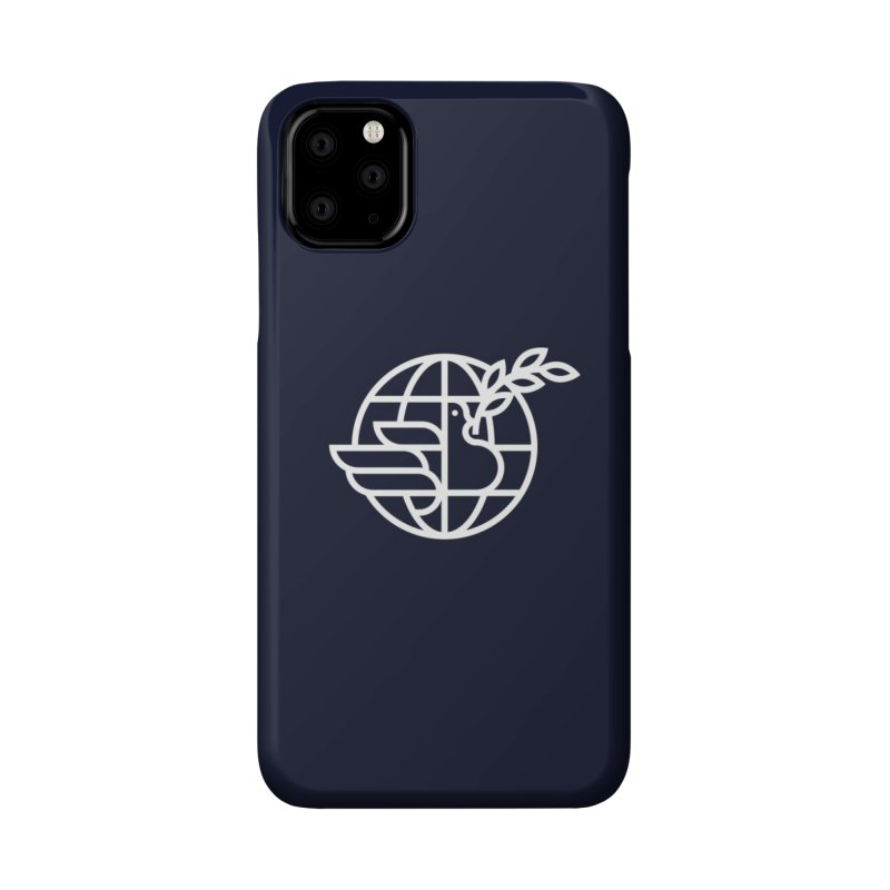Peace in the World Accessories Phone Case by Threadless Artist Shop