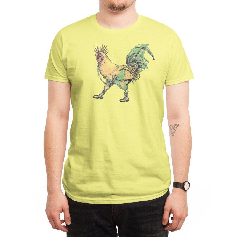 Punk Rock Cock Men's T-Shirt by Threadless Artist Shop