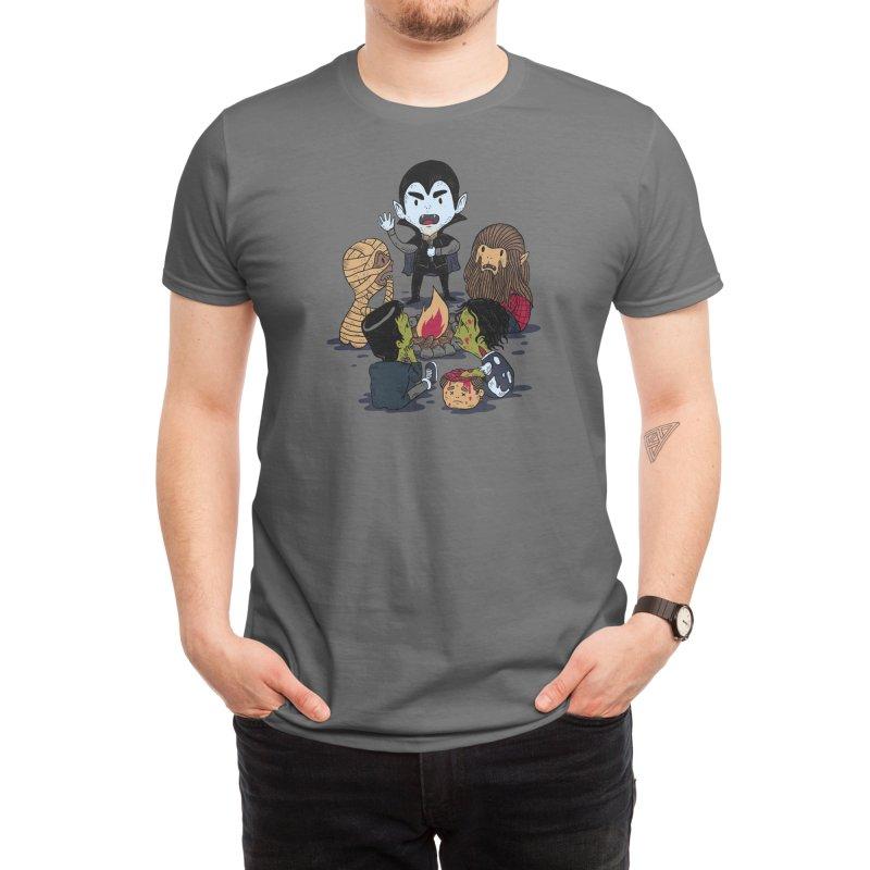 Horror Tales Men's T-Shirt by Threadless Artist Shop