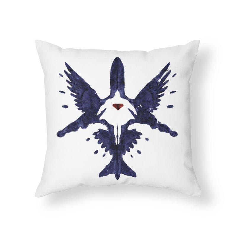It's a Bird? It's a Plane?... Home Throw Pillow by Threadless Artist Shop