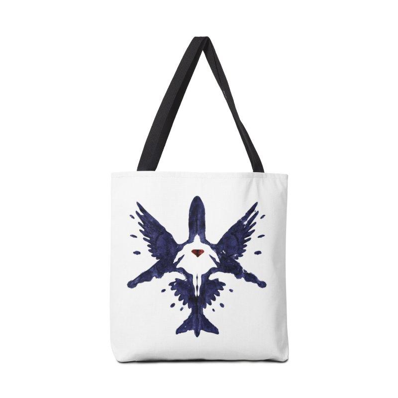 It's a Bird? It's a Plane?... Accessories Bag by Threadless Artist Shop