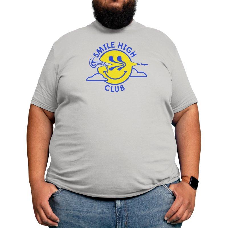 Smile High Club Men's T-Shirt by Threadless Artist Shop