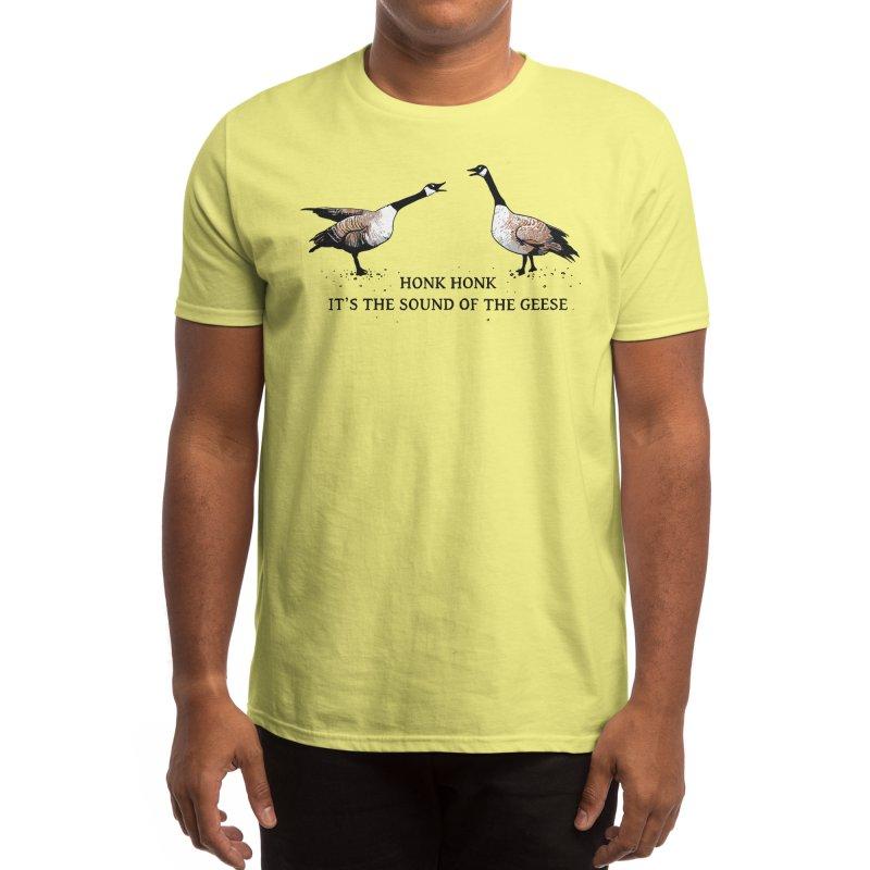 Honk Honk Men's T-Shirt by Threadless Artist Shop