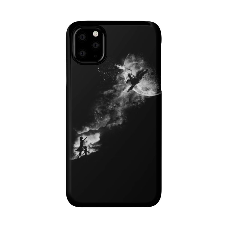Tell My Wife I Love Her Very Much, She Knows Accessories Phone Case by Threadless Artist Shop