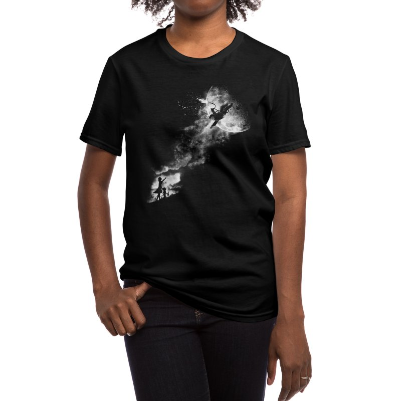 Tell My Wife I Love Her Very Much, She Knows Women's T-Shirt by Threadless Artist Shop