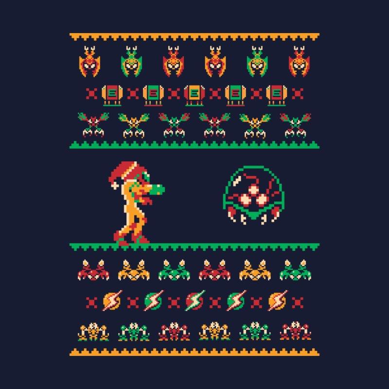 We Wish You A Metroid Christmas Men's T-Shirt by Threadless Artist Shop