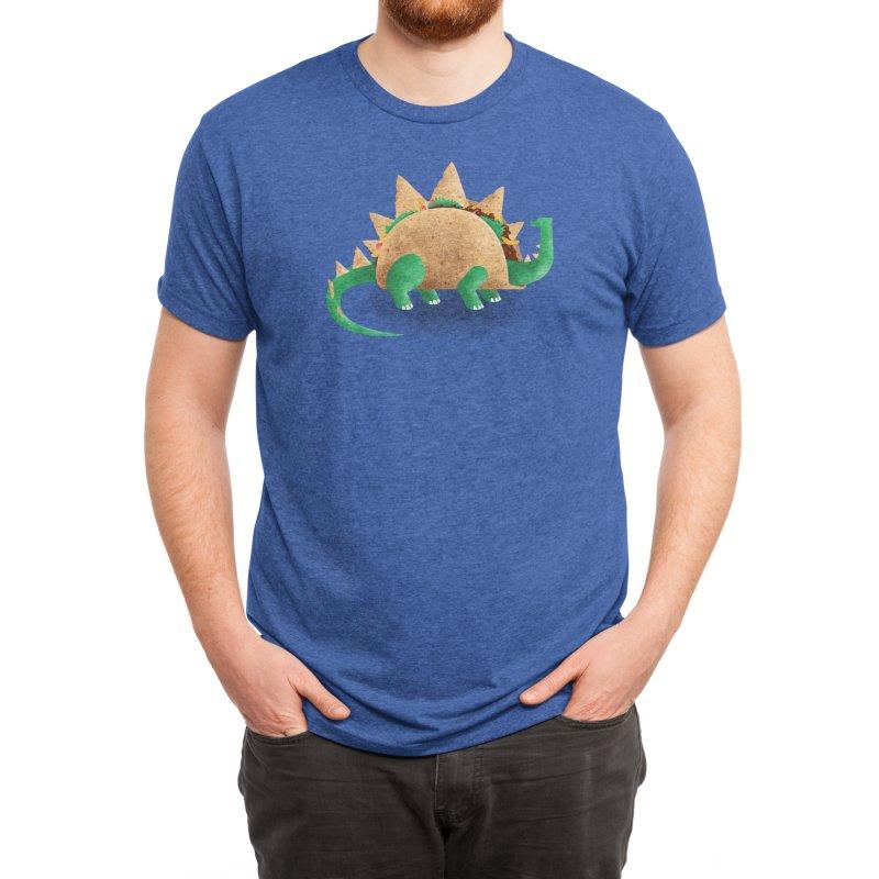 Tacosaurus Men's T-Shirt by Threadless Artist Shop