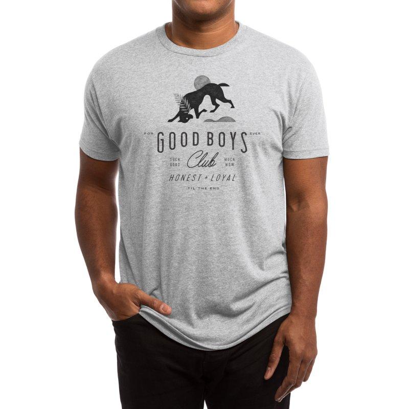 Good Boys Club Men's T-Shirt by Threadless Artist Shop