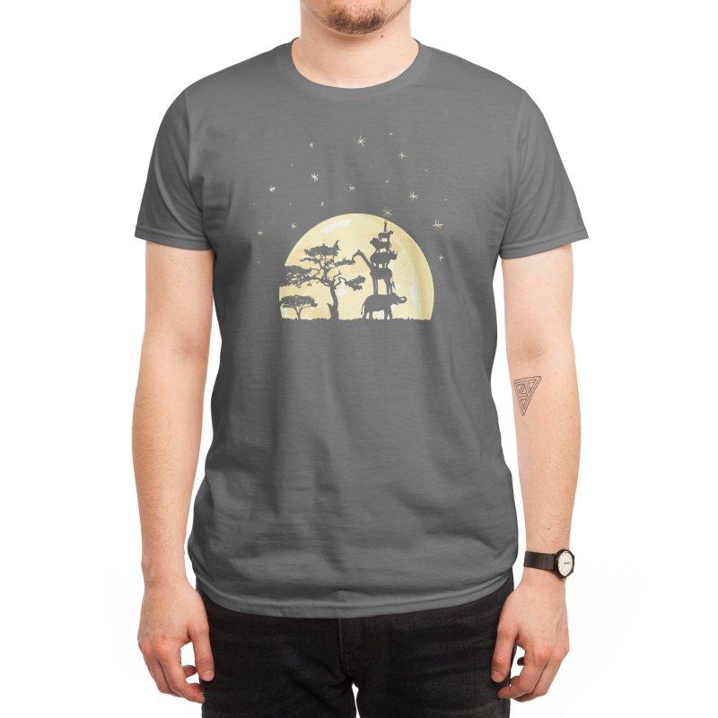 Reach For The Stars Men's T-Shirt by Threadless Artist Shop