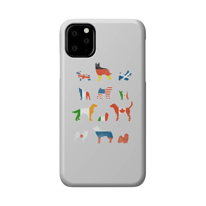 Many Nations Under Dog Accessories Phone Case by Threadless Artist Shop