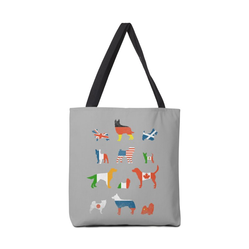 Many Nations Under Dog Accessories Bag by Threadless Artist Shop