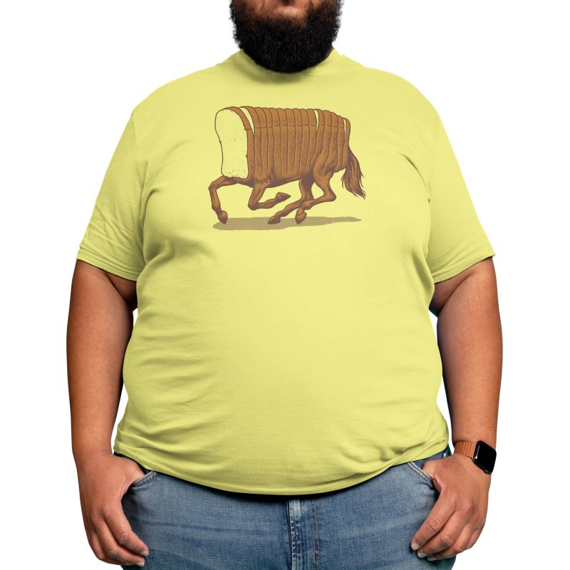 Pure Bread Men's T-Shirt by Threadless Artist Shop