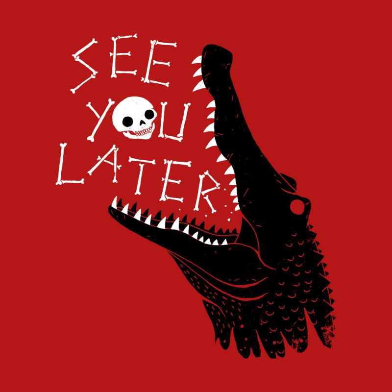 See You Later - Michael Buxton Kids T-Shirt by Threadless Artist Shop