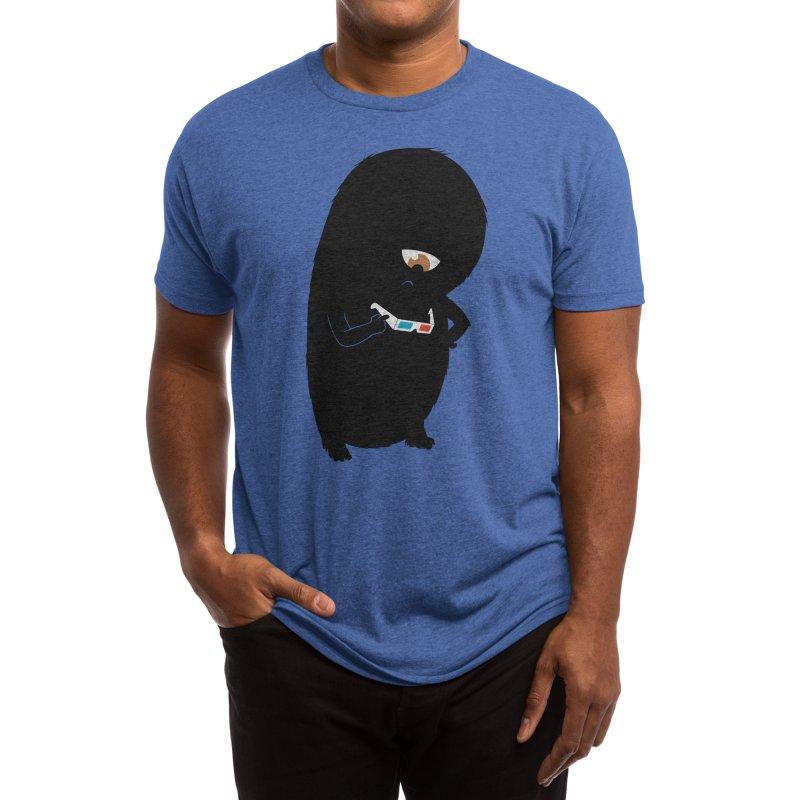 Cyclope Men's T-Shirt by Threadless Artist Shop
