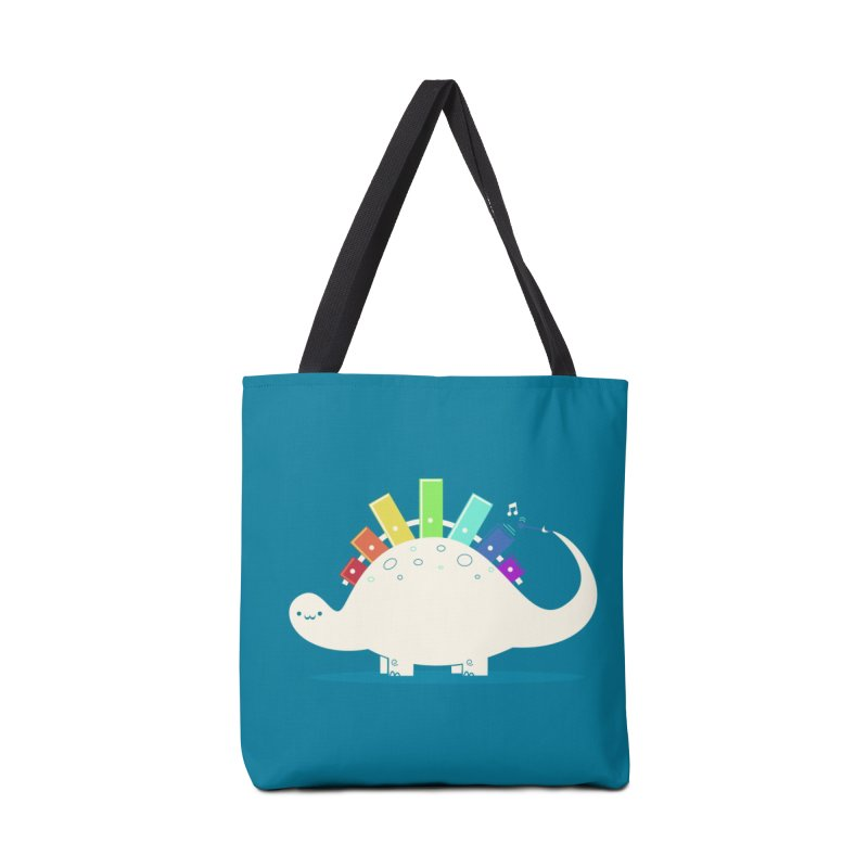 Xylosaurus Accessories Bag by Threadless Artist Shop