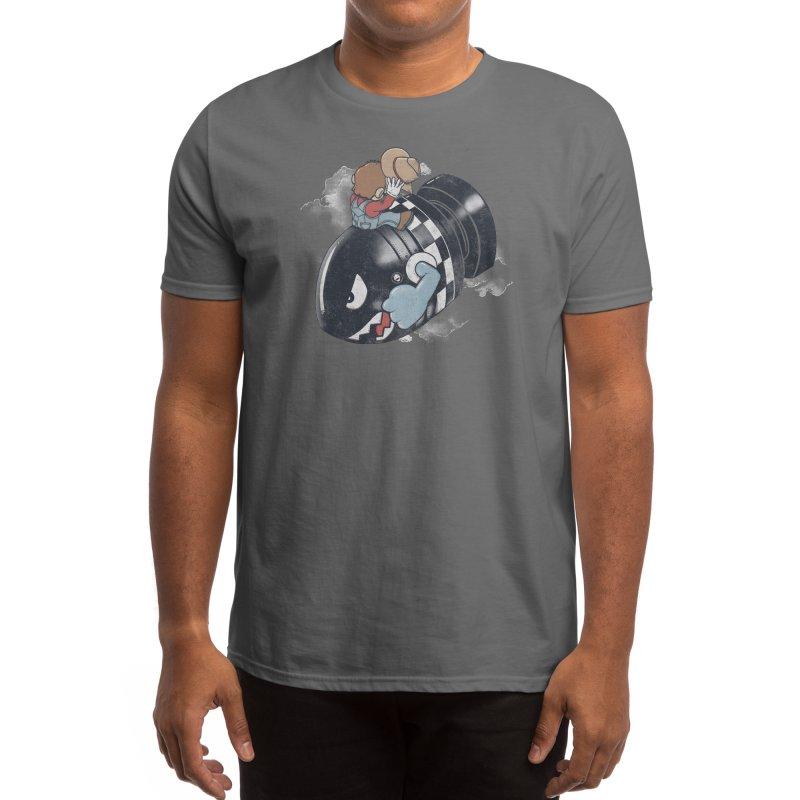 Love the Bomb Men's T-Shirt by Threadless Artist Shop