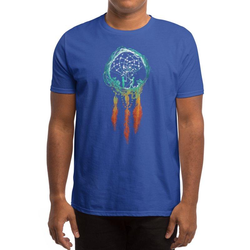 Dream Catchers Men's T-Shirt by Threadless Artist Shop