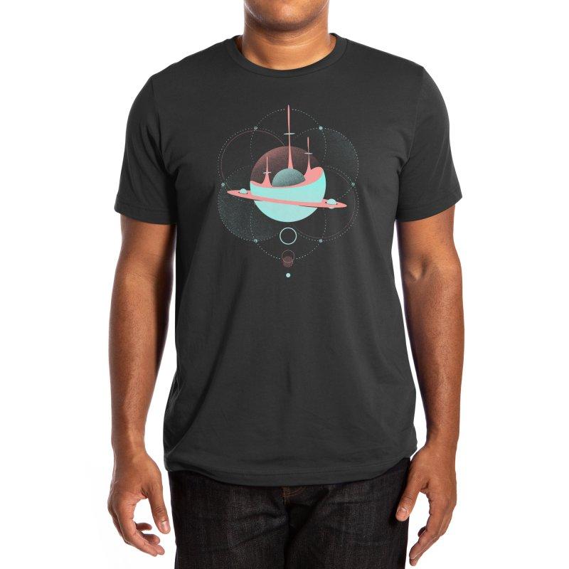 Synchronize Men's T-Shirt by Threadless Artist Shop