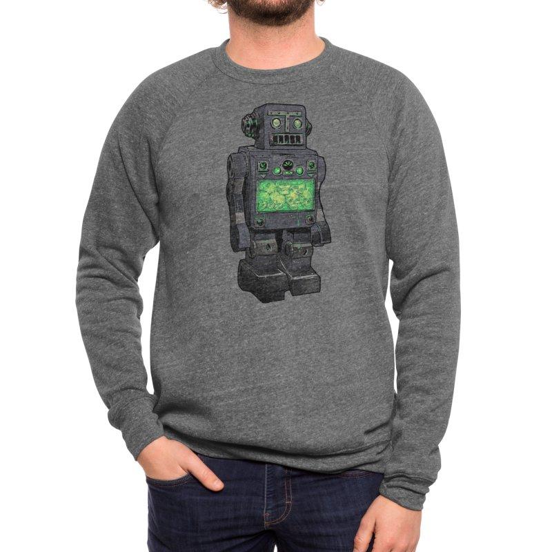 THE DISTANT FUTURE Men's Sweatshirt by Threadless Artist Shop