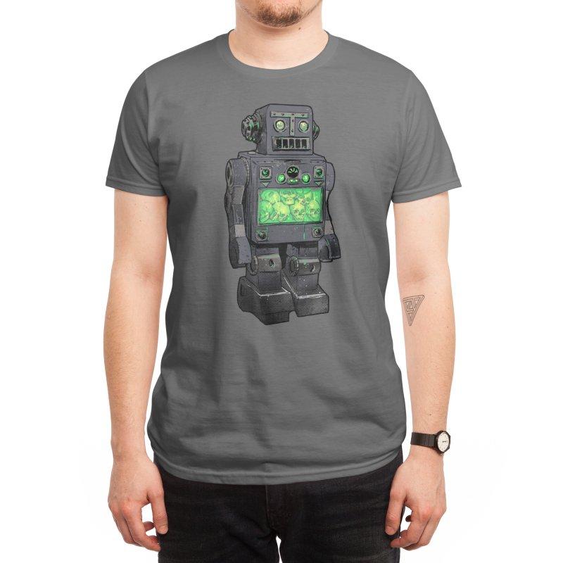 THE DISTANT FUTURE Men's T-Shirt by Threadless Artist Shop