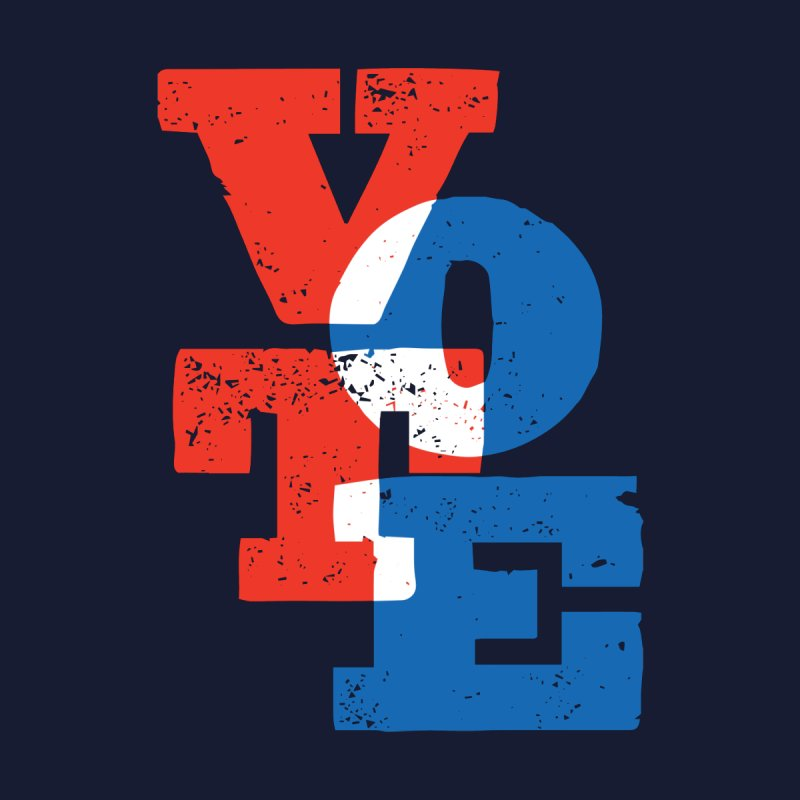 VOTE Men's T-Shirt by Threadless Artist Shop