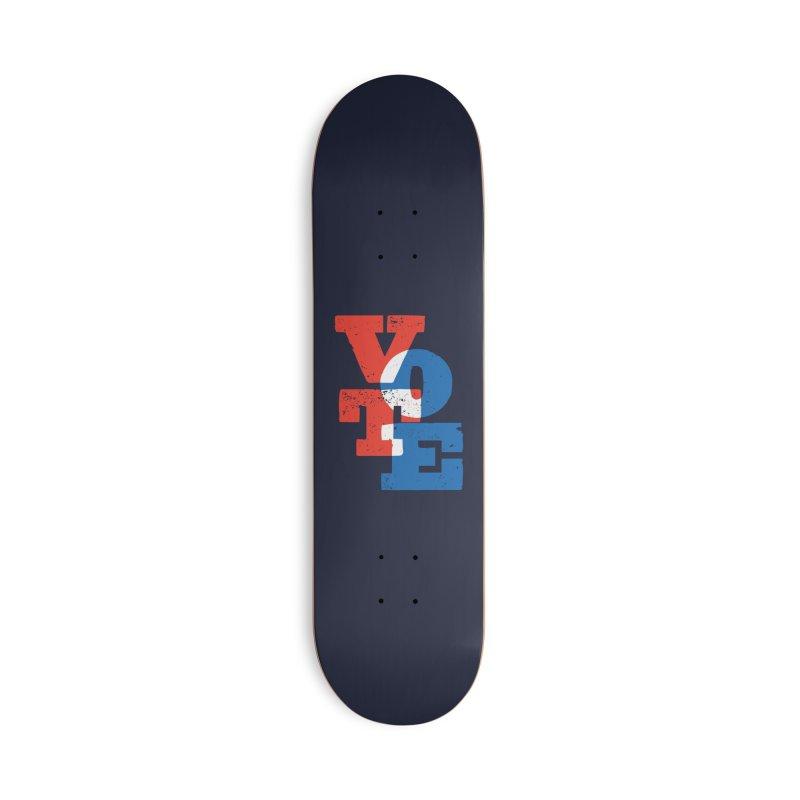 VOTE Accessories Skateboard by Threadless Artist Shop