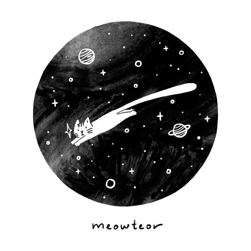 Meowteor Men's T-Shirt by Threadless Artist Shop