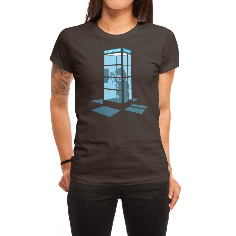 Calling Home Women's T-Shirt by Threadless Artist Shop
