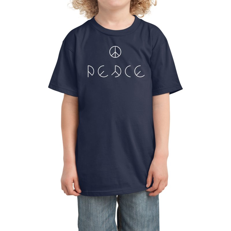 Piece Kids T-Shirt by Threadless Artist Shop