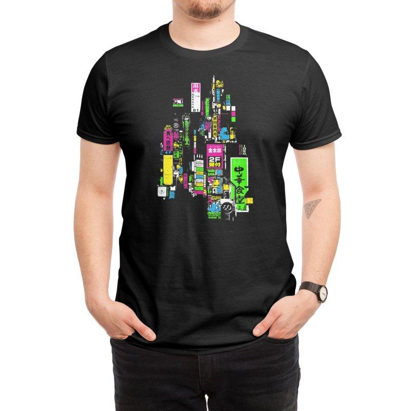 TOKYO Men's T-Shirt by Threadless Artist Shop
