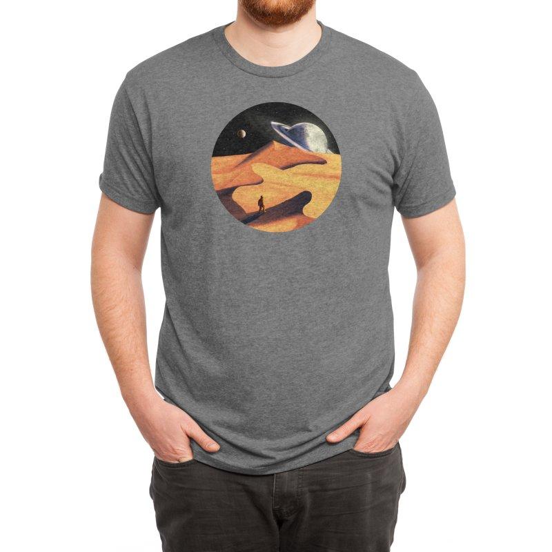 The Wanderer Men's T-Shirt by Threadless Artist Shop