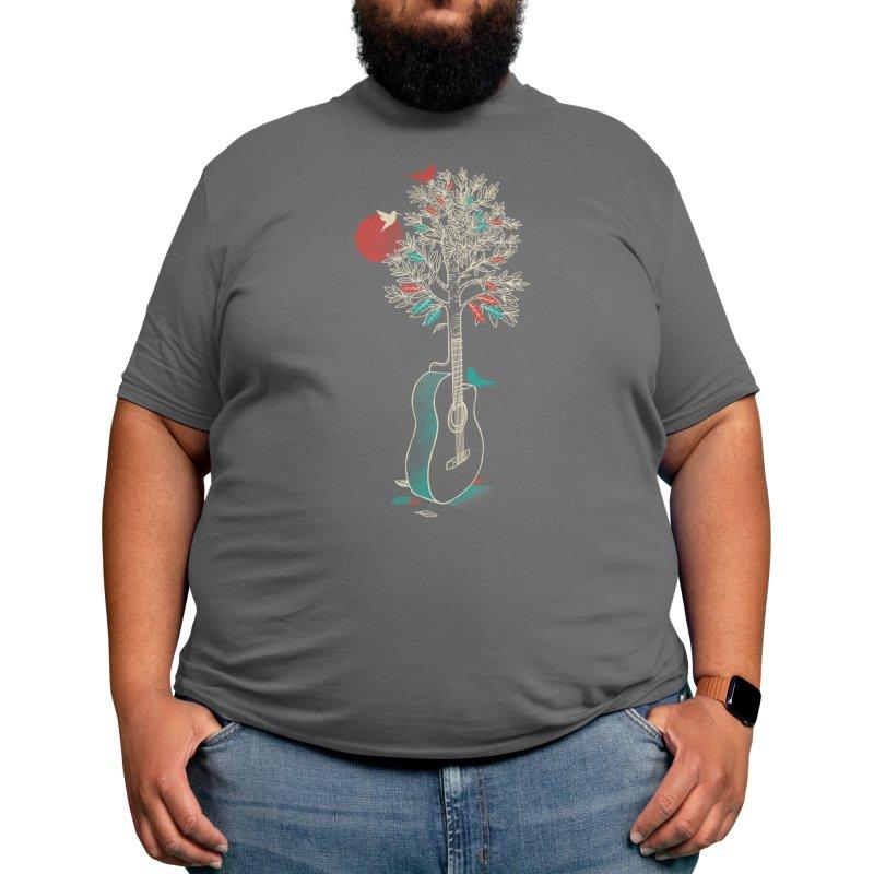 Sound of the Dark Men's T-Shirt by Threadless Artist Shop