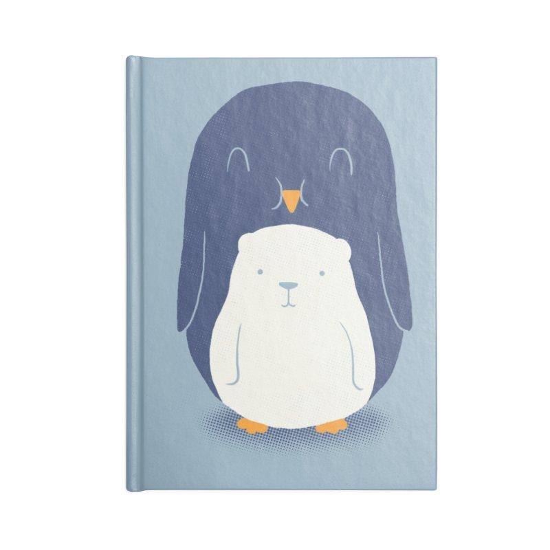 My Belly Is A Polar Bear Accessories Notebook by Threadless Artist Shop