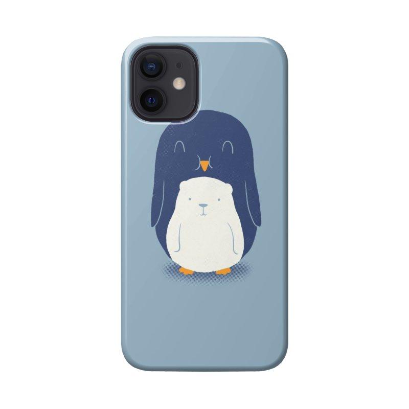 My Belly Is A Polar Bear Accessories Phone Case by Threadless Artist Shop