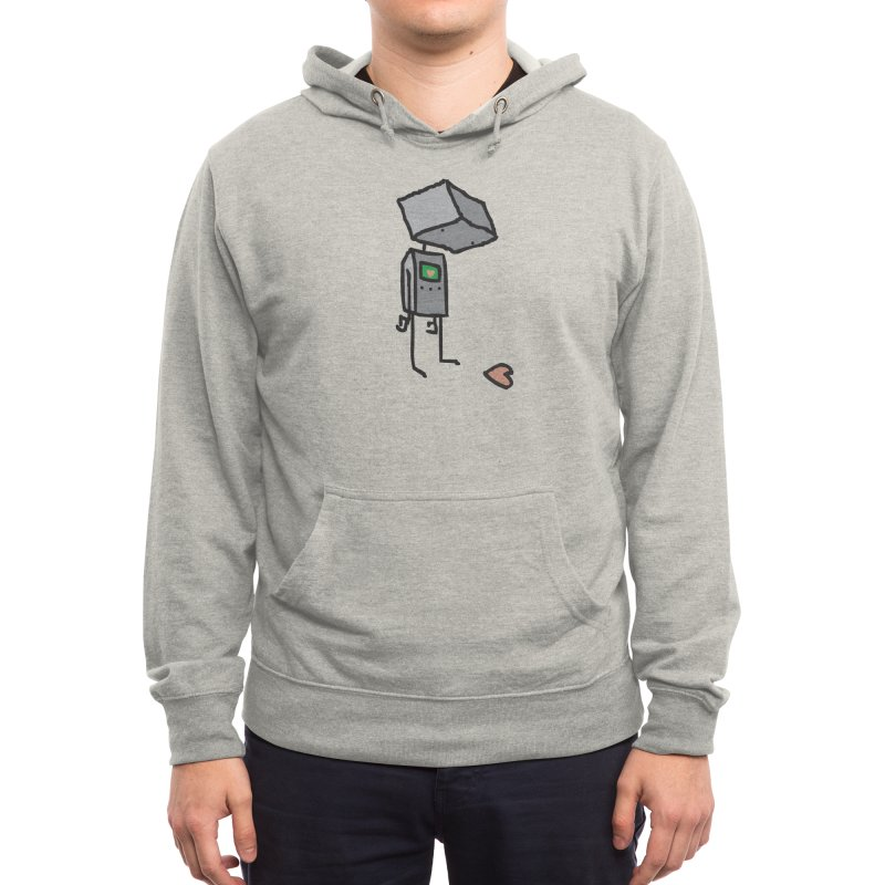 She Doesn't Even Realize Men's Pullover Hoody by Threadless Artist Shop