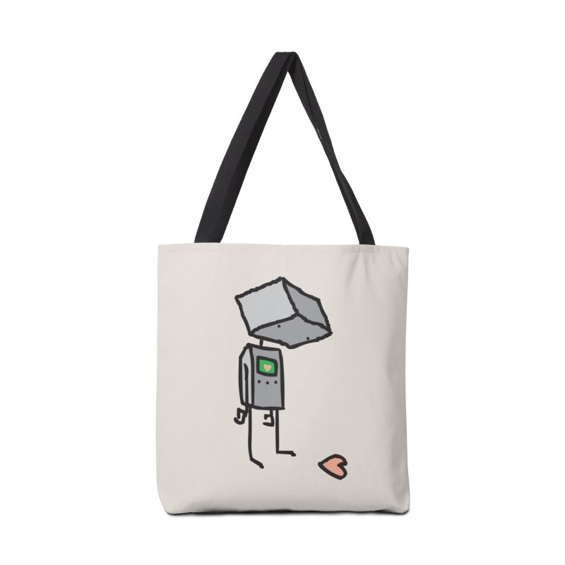 She Doesn't Even Realize Accessories Bag by Threadless Artist Shop
