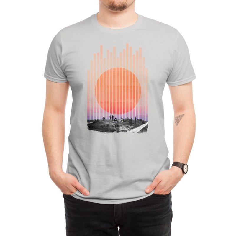 Summer Nights Men's T-Shirt by Threadless Artist Shop