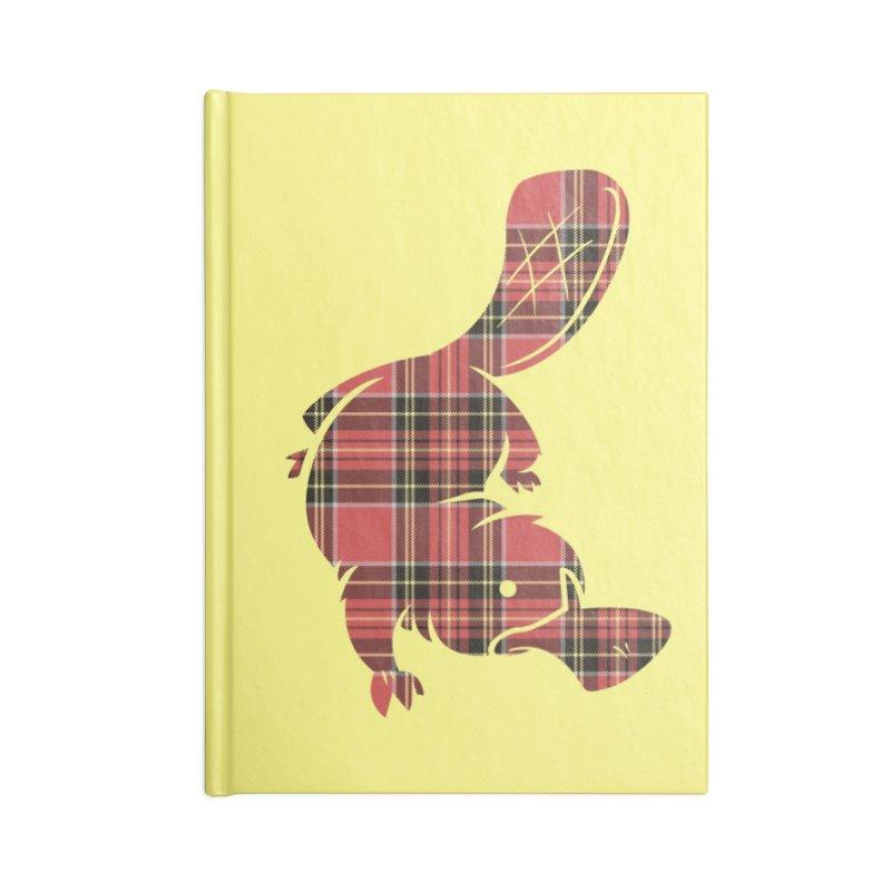 Plaid-apus Accessories Notebook by Threadless Artist Shop