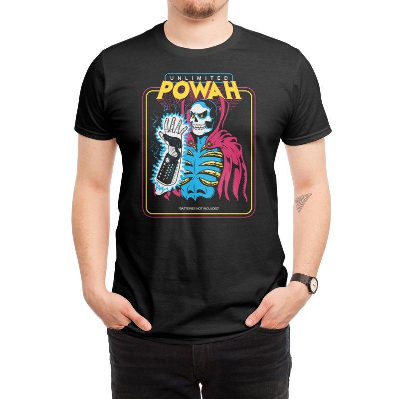 UNLIMITED POWAH Men's T-Shirt by Threadless Artist Shop