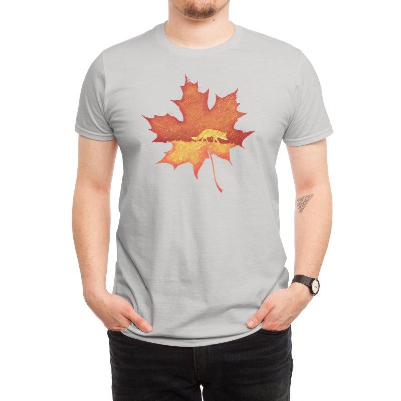 Golden Traveler Men's T-Shirt by Threadless Artist Shop