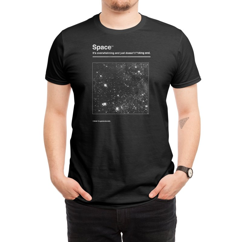 Never Ending Men's T-Shirt by Threadless Artist Shop