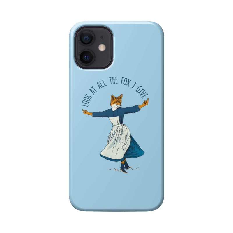 Look At All The Fox I Give Accessories Phone Case by Threadless Artist Shop