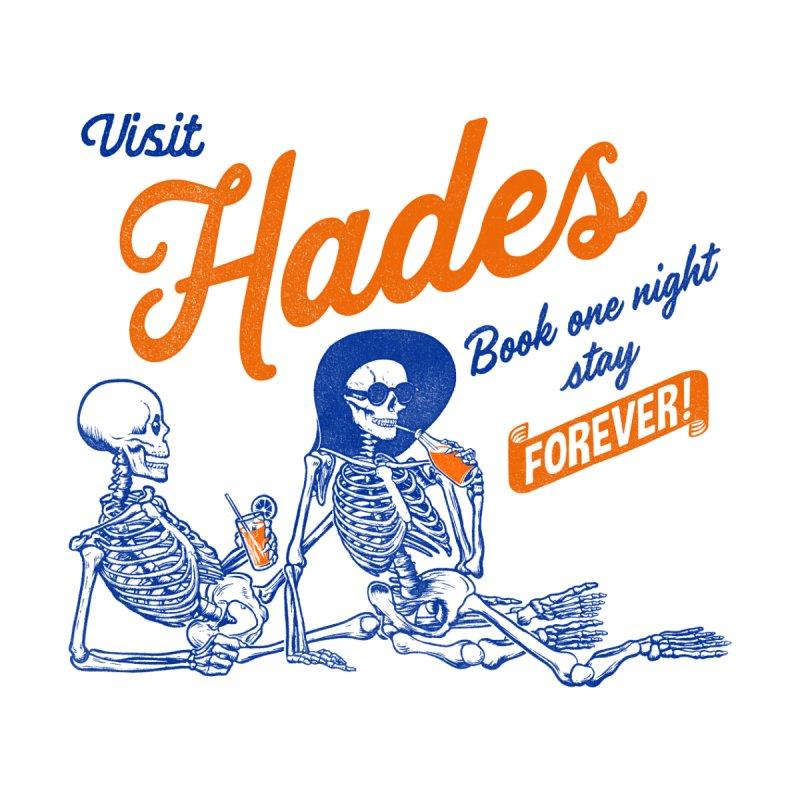 Visit Hades Men's T-Shirt by Threadless Artist Shop