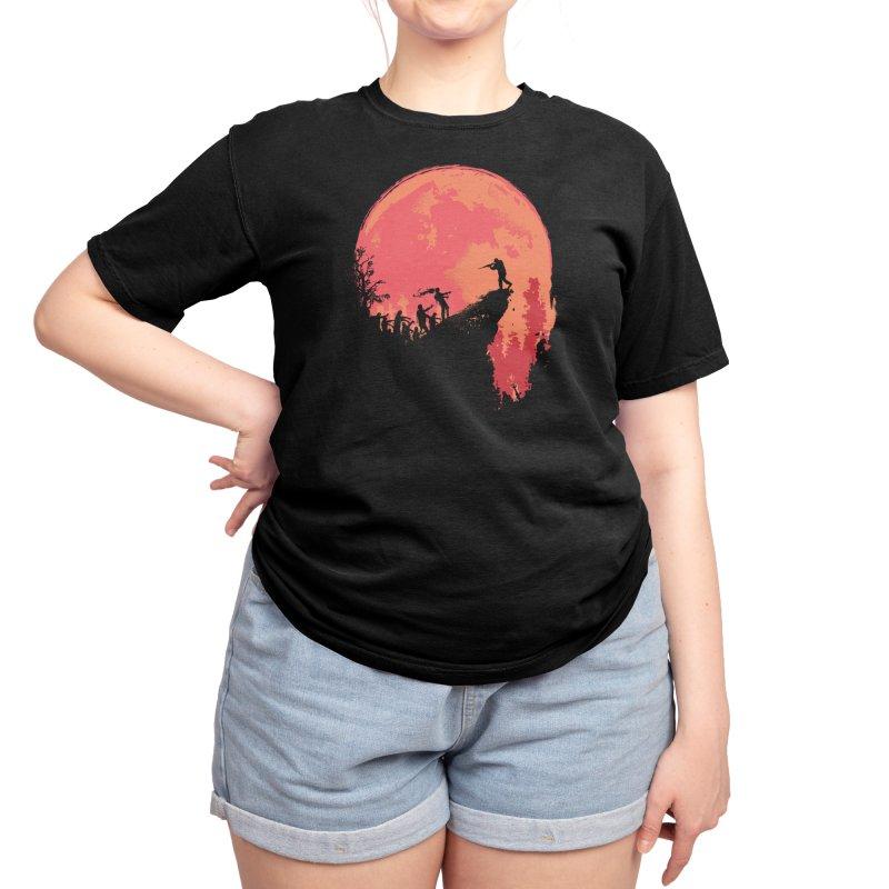 Last Stand Women's T-Shirt by Threadless Artist Shop