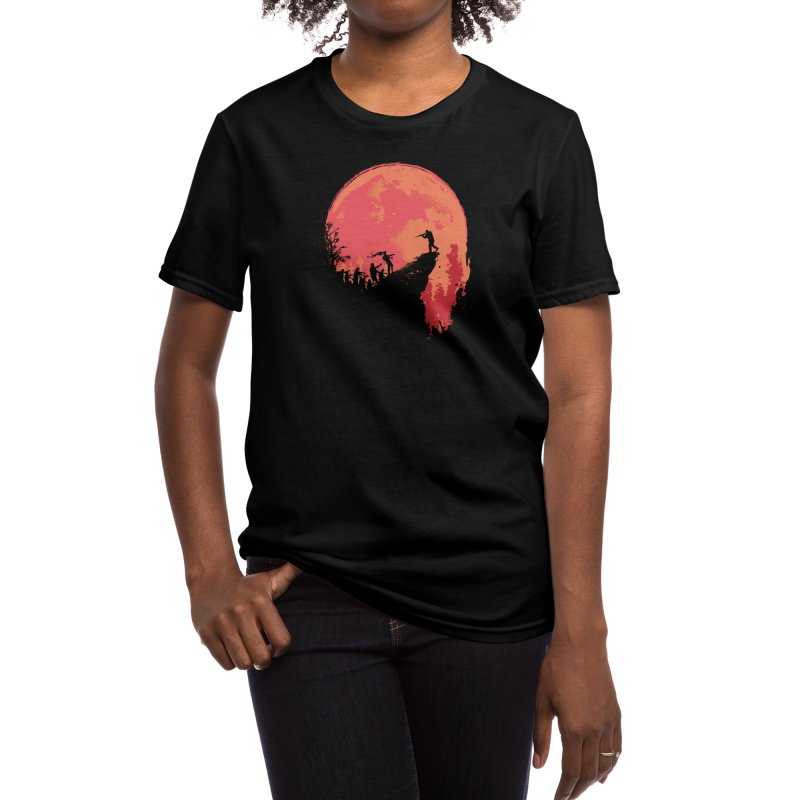 Last Stand Women's T-Shirt by Threadless Artist Shop